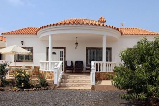 villa in La Oliva