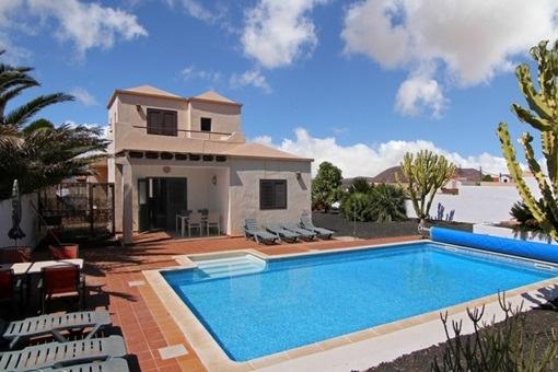 villa in Villaverde