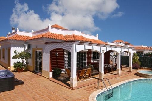 villa in Caleta de Fuste