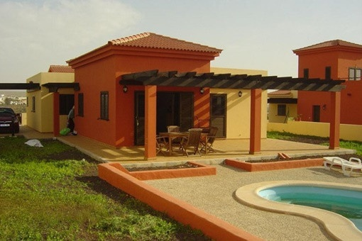 house in Antigua