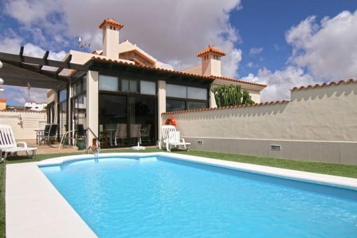 house in Villaverde